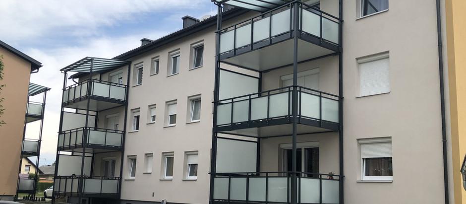 Balkon & Garagen Sanierungen 2020