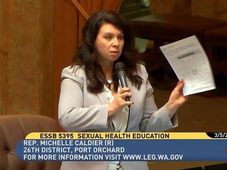 Legislative Debate Against Passing ESSB 5395