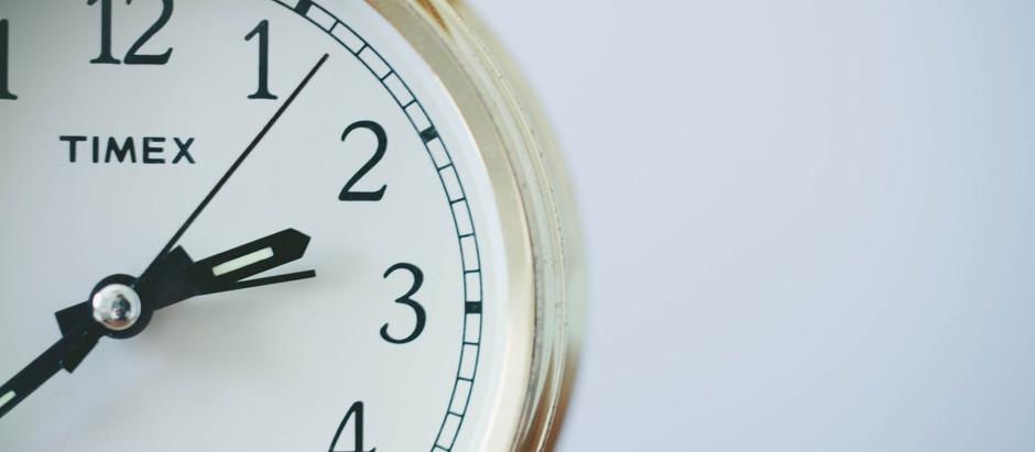 How to Adjust to Daylight Savings