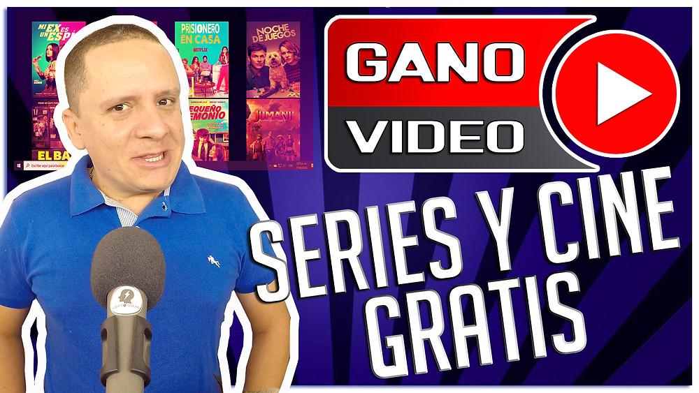 Gano Video es un servicio de streaming que ofrece una gran variedad de Peliculas, Series y algunos Canales Premium de Deportes. Todo lo que quieras ver, sin límites, a un costo muy accesible. Siempre hay algo nuevo por descubrir, y todas las semanas se agregan más Películas y Series!