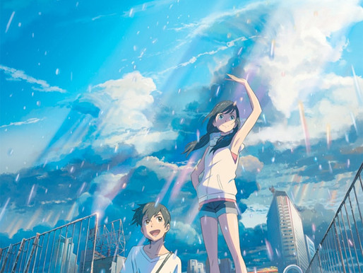 Weathering With You film review