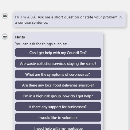 ICS.AI chatbot helps Cheshire West & Chester Council handle a 500% increase in COVID-19 questions