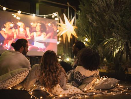 Summer Screening: Host a Backyard Movie Night