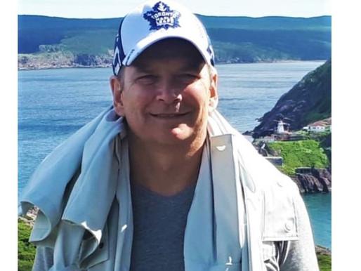 Love Story: Allan Timlin, Newfoundland, Canada
