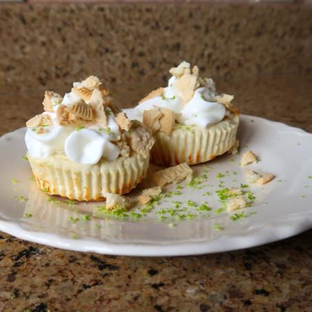 Protein Keylime Pie Bites