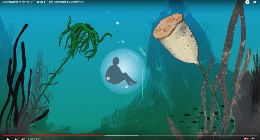 Second December brengt muziek video