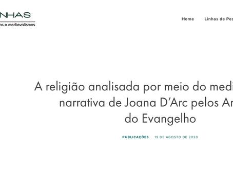 Medievalism & Joan of Arc