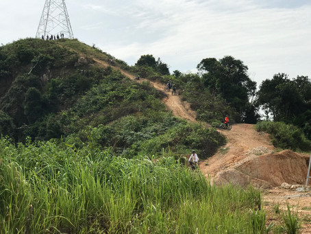 KLMBH HASH #287 @ BUKIT HIJAU, PUNCAK ALAM, 27TH JANUARY 2019 - SCRIBE REPORT