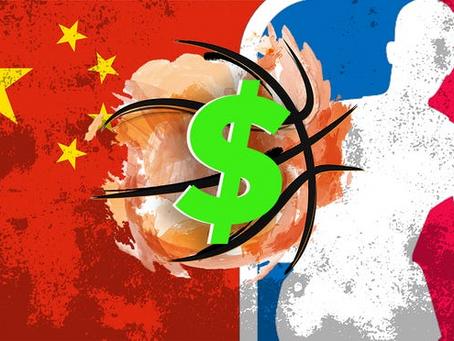 Spopad med kapitalistično NBA in komunistično Kitajsko- Kdo bo zmagovalec?