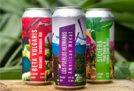 Zapata Cervejaria Rural investe em suas primeiras latas destacando cervejas colaborativas