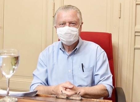 """Rubén Romano: """"La producción nacional de la vacuna contra el COVID-19 es un logro de todos"""""""