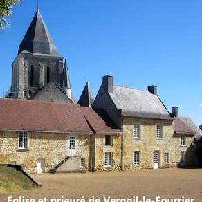 Dédicaces à Vernoil le 1er décembre