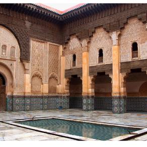 L'architecture et l'art au Maroc