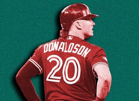 If not Harper, Josh Donaldson would make a damn good plan B.