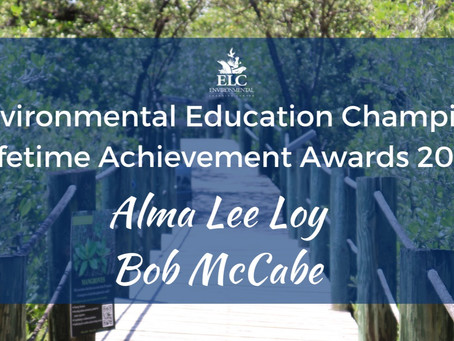 Environmental Education Champion Awards 2020
