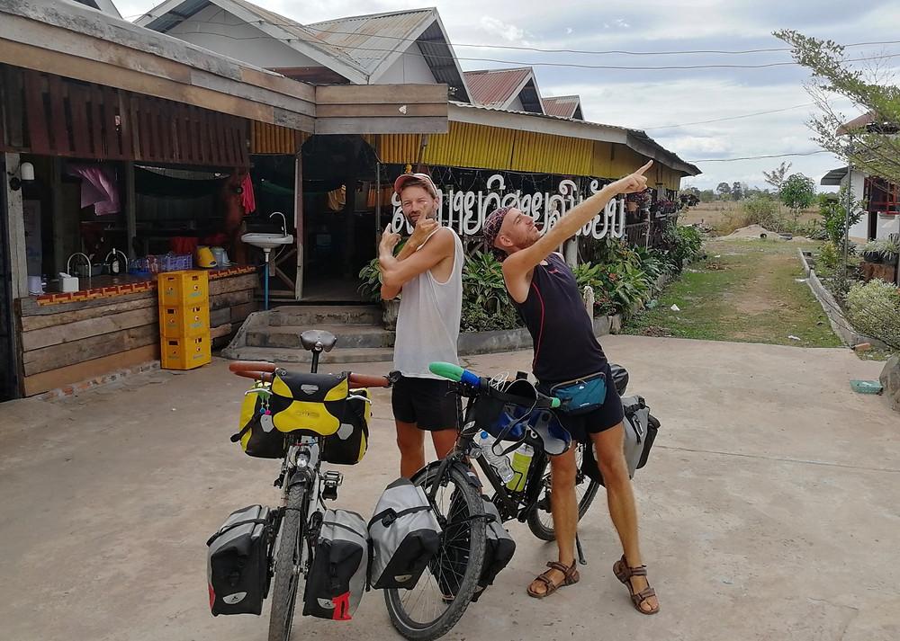 Tour du monde à vélo en famille rencontre