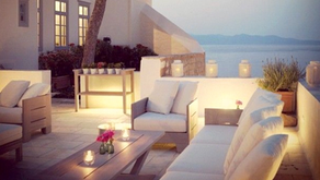Design ideas from around the world - inspiring outdoor spaces for self care.