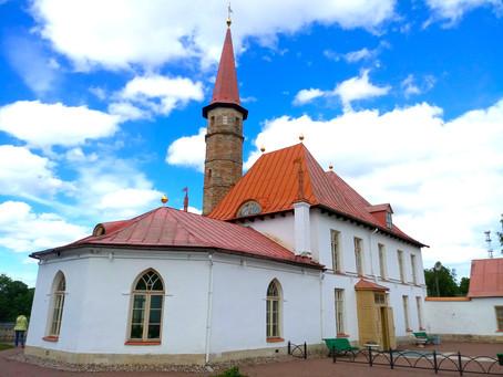 Земляной дворец Павла Первого
