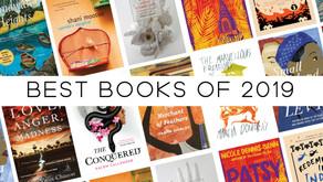 Akilah's Best Books of 2019
