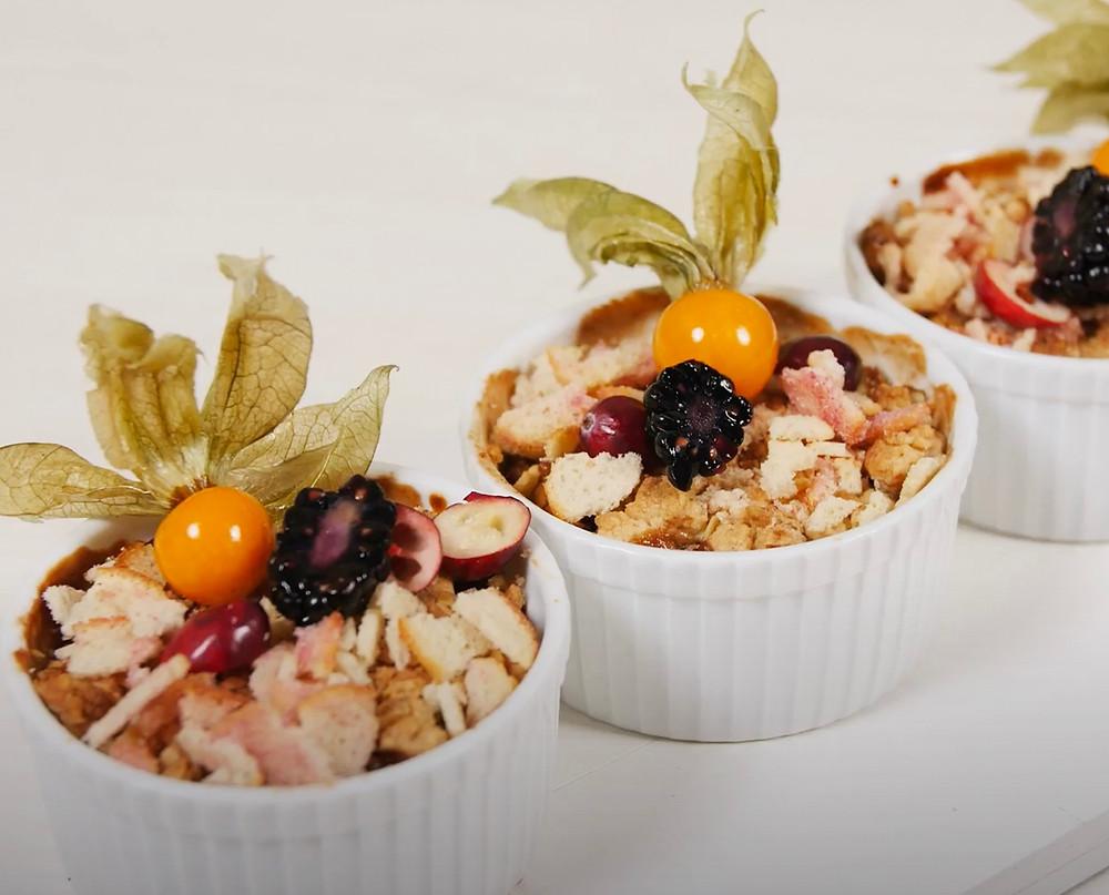 krembriulė, desertas, receptas, Verdu ir kepu