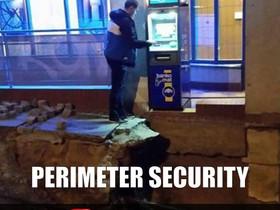 La sicurezza perimetrale si riferisce alle #barriere naturali o alle #fortificazioni