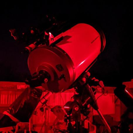 Fox Observatory Observing Weekend: Sept. 11-12