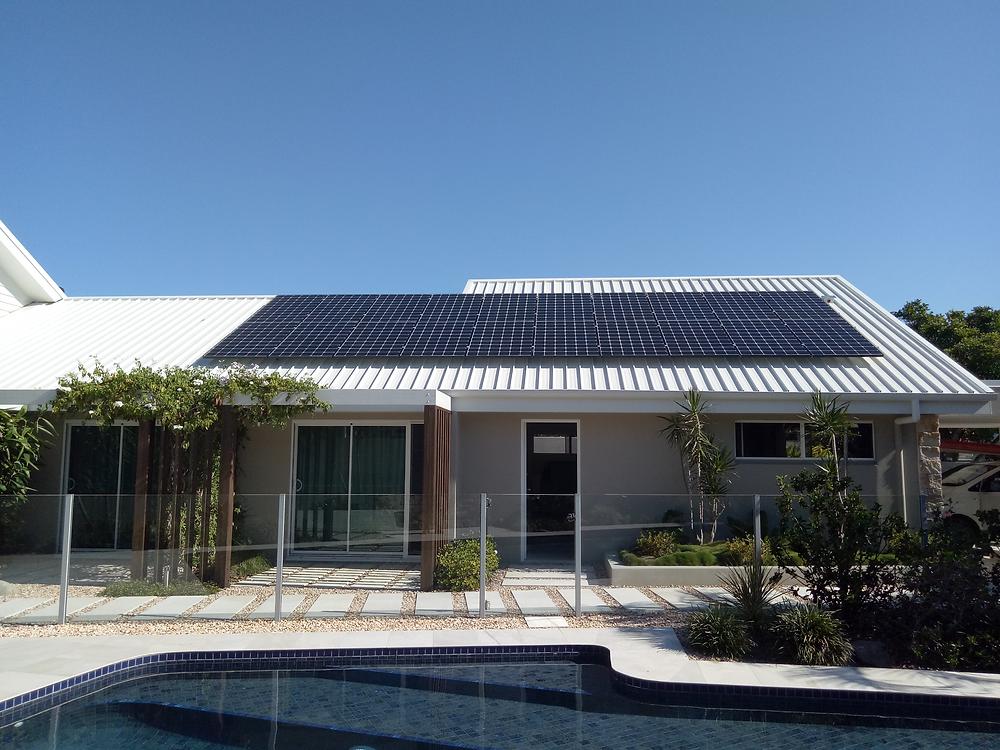 Solar Installation SolarWide Noosa
