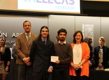 Vallecas Telecom recibe el premio Stela 2019