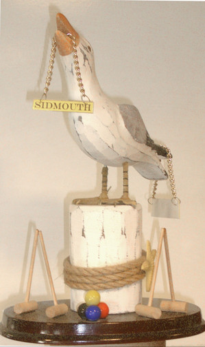 Seagull Trophy