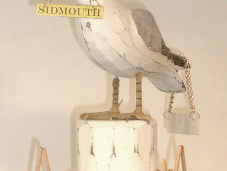 Sidmouth Triumph Over Budleigh To Keep The Seagull Trophy But Golf Croquet Team Loses to Exeter