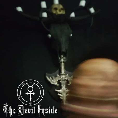 The Devil Inside Has Arrived