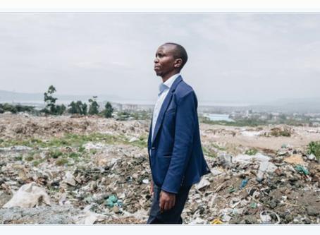 Big Oil's Plan: Flood Africa With Plastic Trash