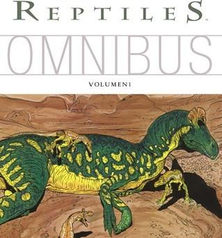 Ricardo Delgado - Age of Reptiles Omnibus