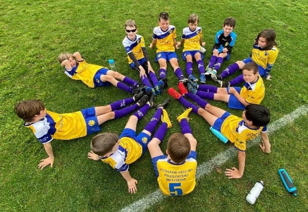 BTH Raiders U10 #PlayinPurple 2020