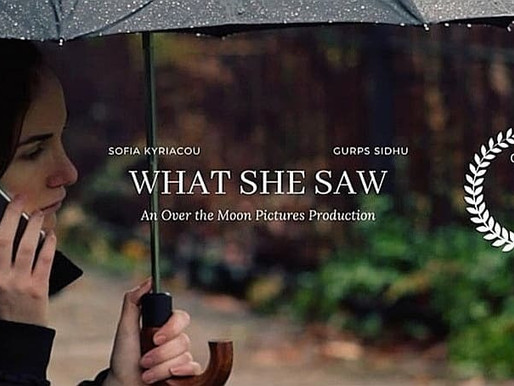 WATCH: 'What She Saw' (2020), a short drama film by Over the Moon Pictures.