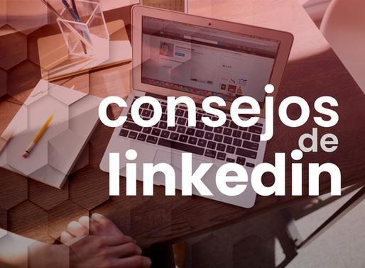 Consejos de LinkedIn para impulsar tu marca