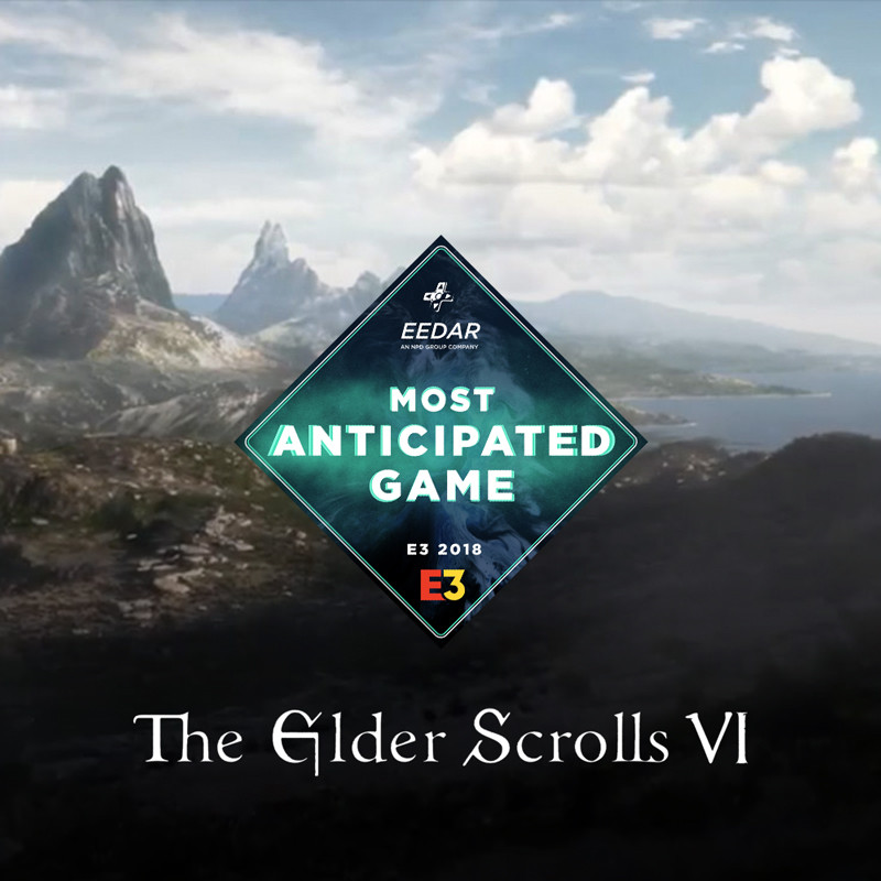 Most Anticipated Game - The Elder Scrolls VI