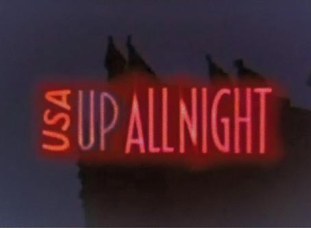 Up All Night Programming