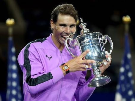Τένις | US Open: Το 19ο...δάγκωμα με ονειρεμένο τελικό