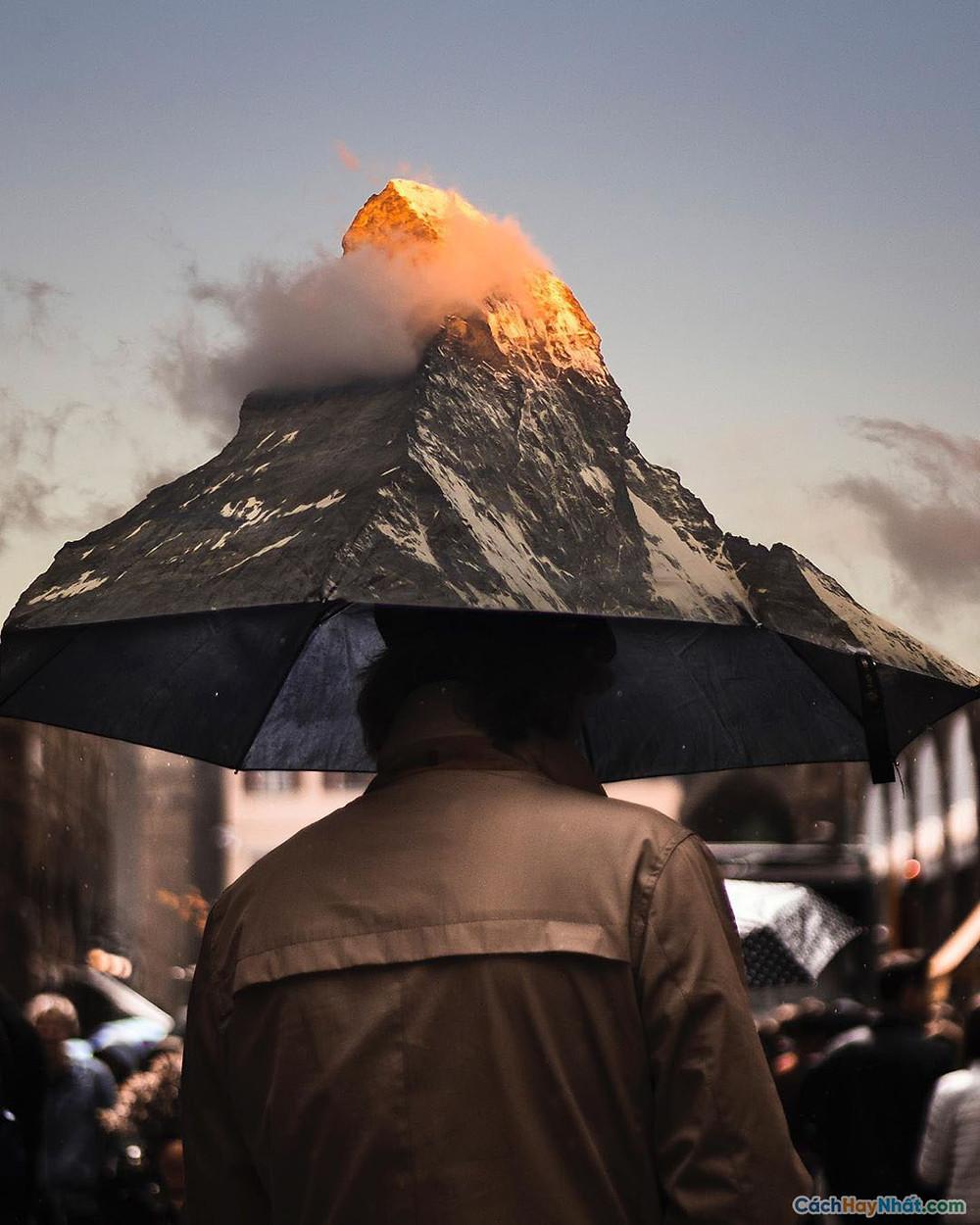 Ảnh chụp núi lửa do justin peters thực hiện
