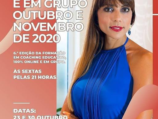Fernanda, coachee da formação em Coaching Educativo 4.a Edição