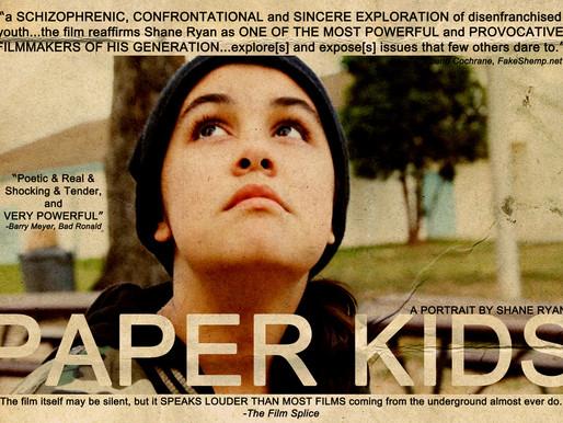 Paper Kids short film review