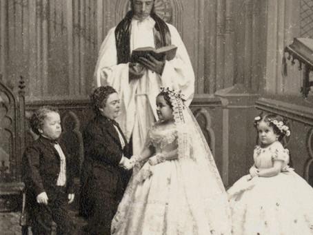 洋娃娃「世紀童話婚禮」的背後
