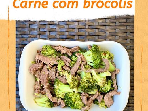 Carne com brócolis | IGTV