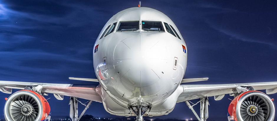 Aerodrom Niš u avgustu zabeležio pad broja putnika od 76,3%