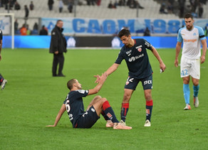 Marseille 2-0 DFCO : quand rien ne va...