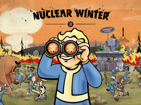 Fallout 76 Wastelanders & Nuclear Winter vorgestellt
