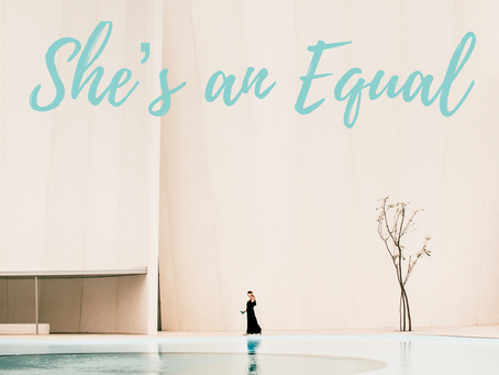 She's An Equal