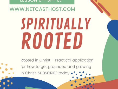 Spiritually Rooted - Practical Application