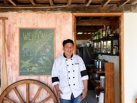 The Best Chef of Rio Beach Resort!